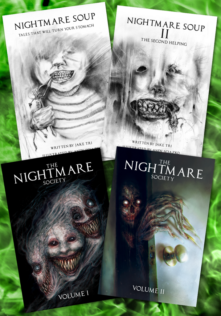 2018 Nightmare Book Bundle