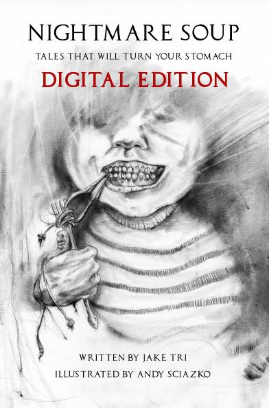 Digital Nightmare Bundle (All Books and Audiobook)