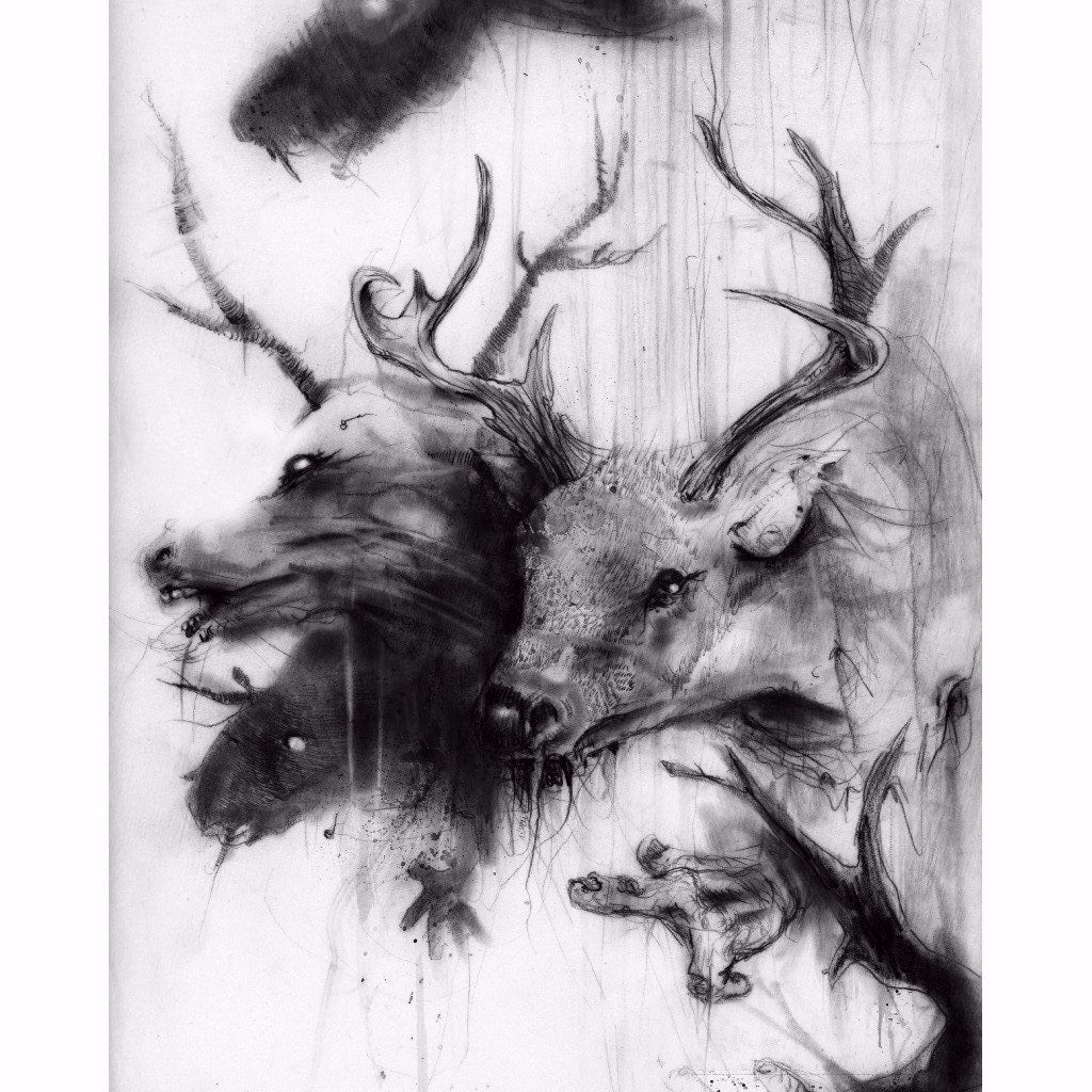 The Hunting Trophy - Premium Art Prints