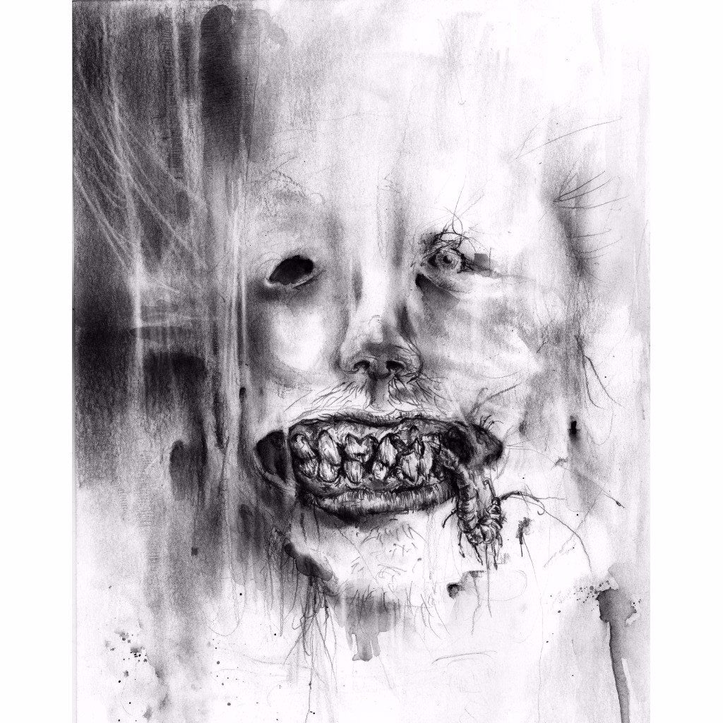 The Toothache - Premium Art Prints