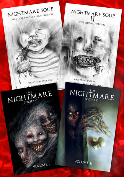 Nightmare Book Bundle