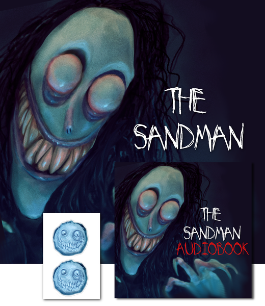 The Sandman Hardcover Book, Digital Edition, and Audiobook
