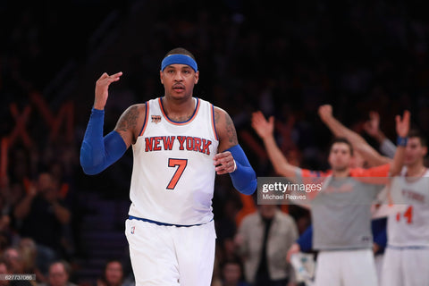 Is Carmelo Anthony Puerto Rican
