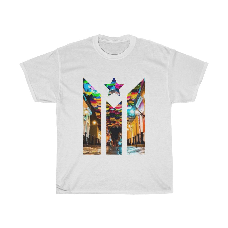 San Juan Night Men's Tee (Unisex)