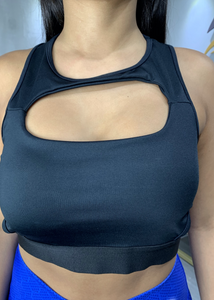 Front Cut-out Top