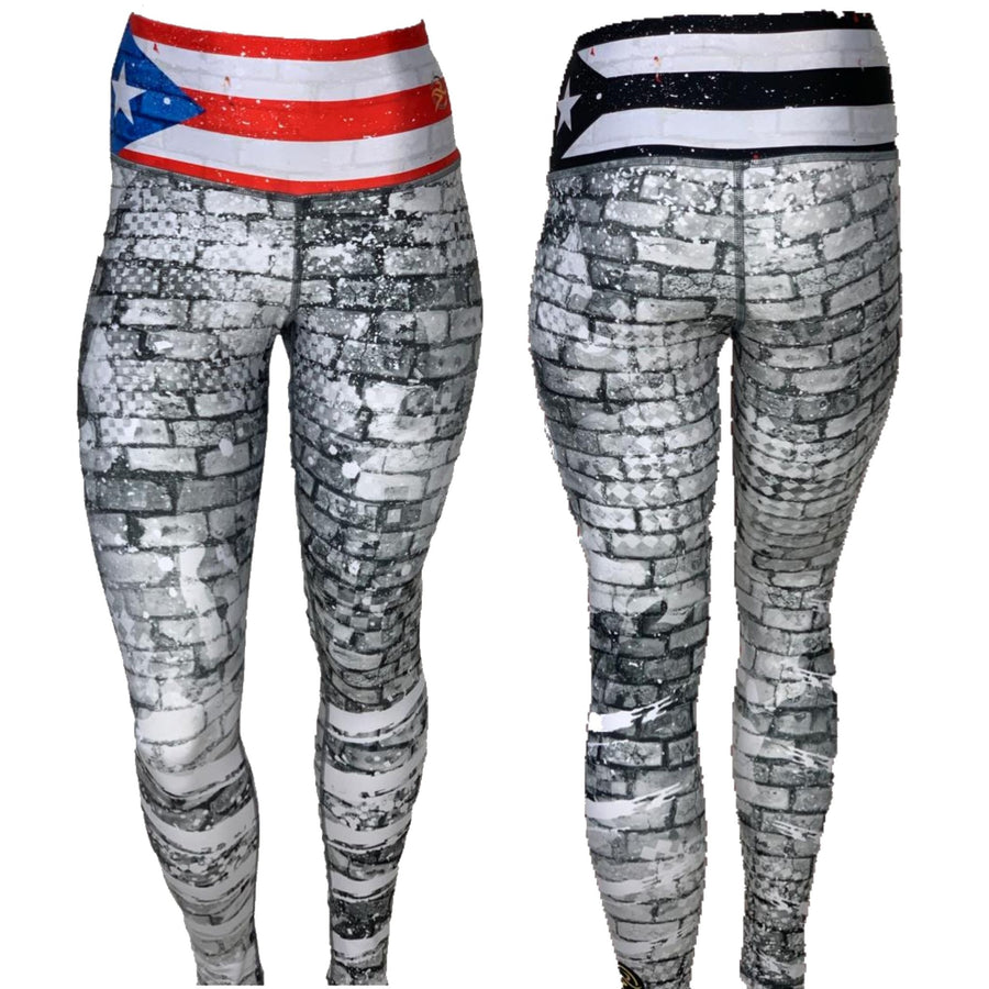 Bricks Puerto Rico Legging