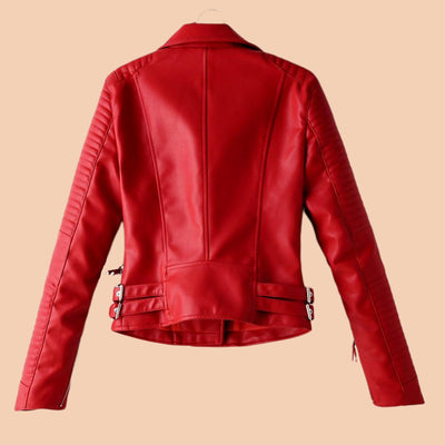 Queen Leather Jacket