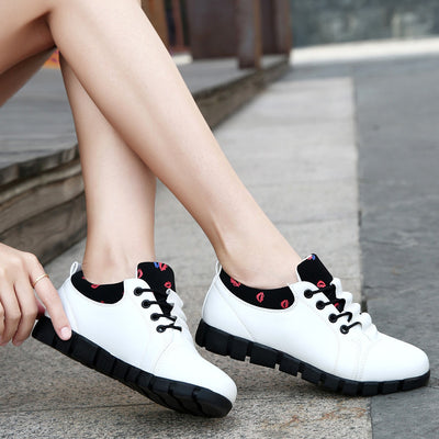 Preppy Kiss Shoes