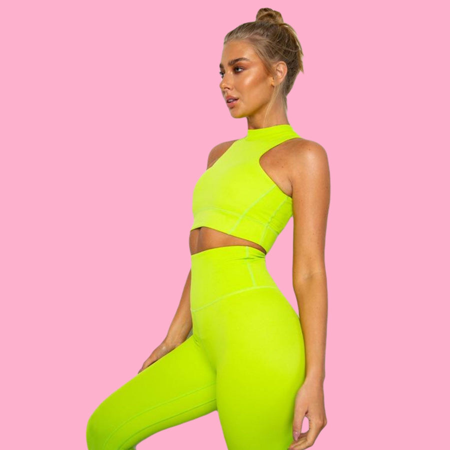 Neon Sleek Set