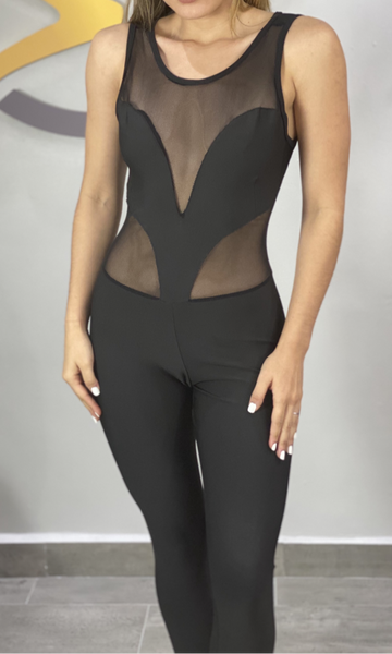 Heart Shape Jumpsuit