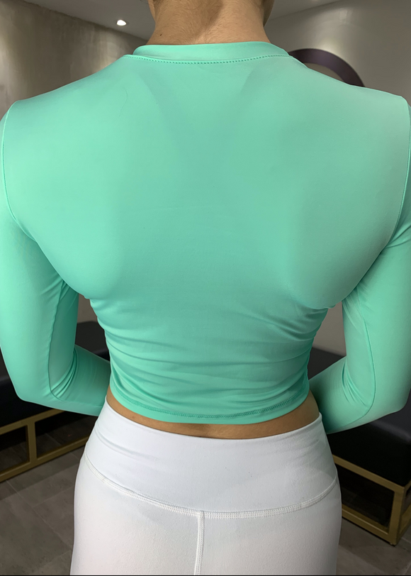 Second Skin Long Sleeve (mint)