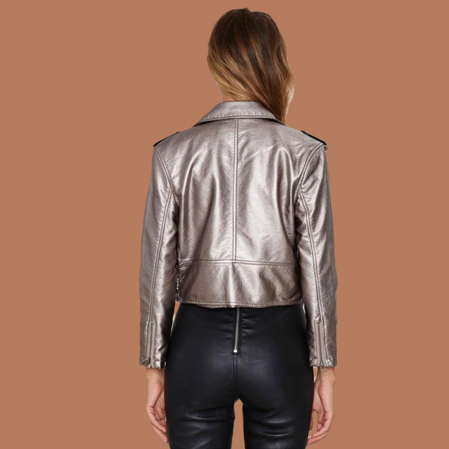 Iron Leather Jacket