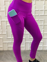 Pocket Convenient Legging