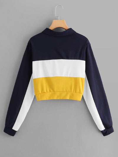 Royal Sunset Sweater