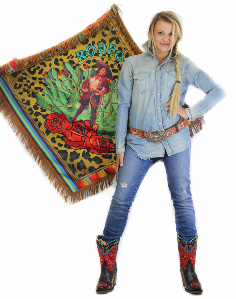 Prairie Rose- Women of the Wild West Collection