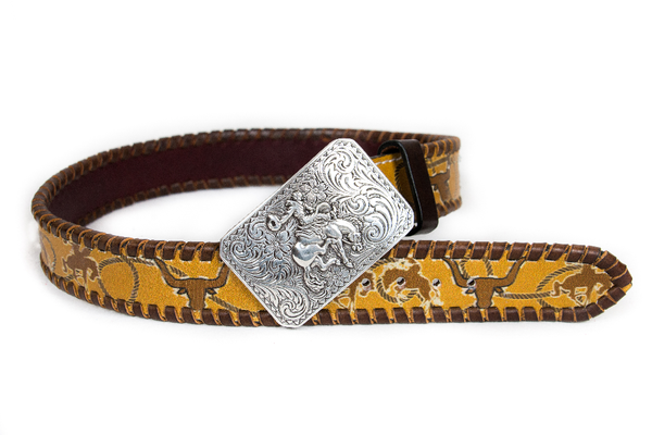 "Texas Jack ""Unisex Rodeo Belt"" - Rodeo Quincy"