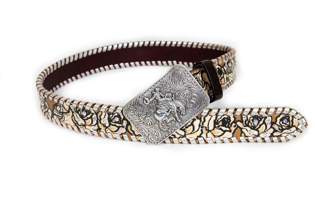 CA Callie Kids Rodeo Belt - Rodeo Quincy