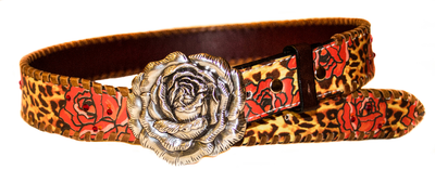 Stampede Shane Rodeo Belt
