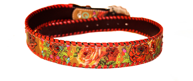 Annie Rose 2 Rodeo Belt - Rodeo Quincy