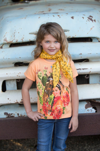 Round Up Rodeo Kids Tee
