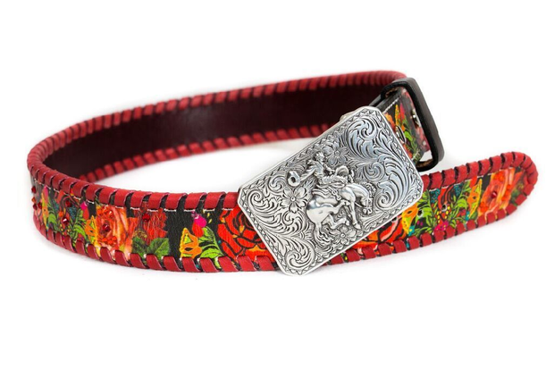 Annie Rose 3 Kids Rodeo Belt