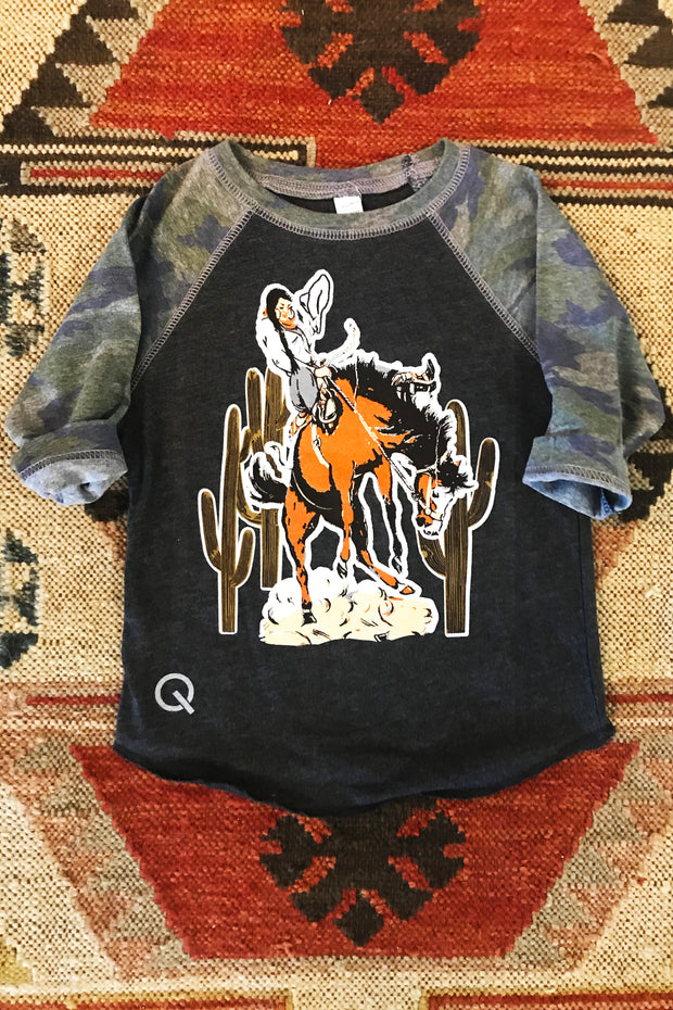 Bronc Stomper Toddler Baseball