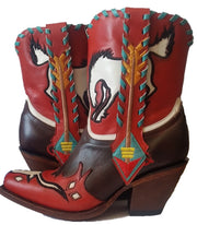 Bronc Bustin Rodeo Boot