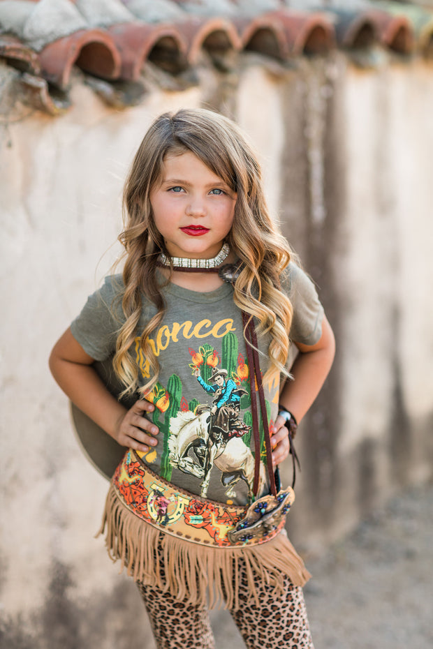 Bronco Billy Kids Tee