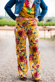 Wild Flower Pant (2 Color Options)