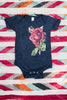 Ruby Rose Onesie- BLK