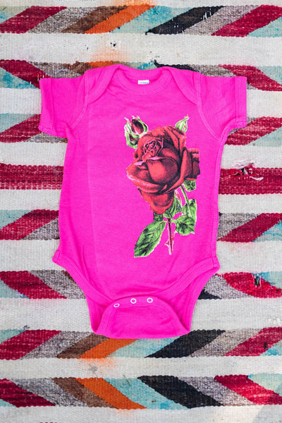 Ruby Rose Onesie- PNK
