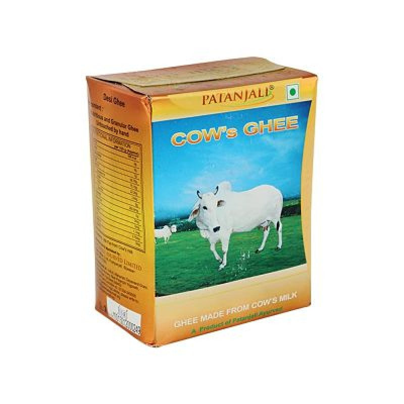 Patanjali pure cow's ghee 200ml