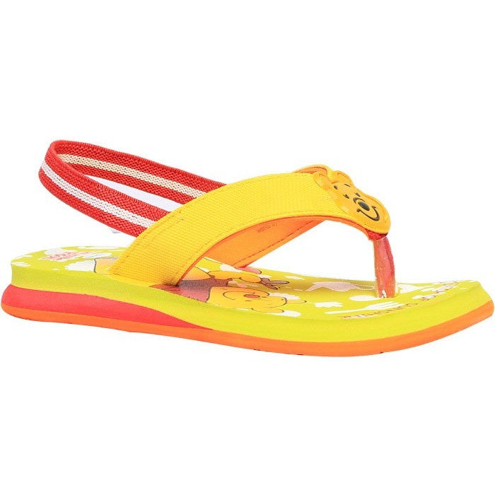 DISNEY YELLOW SANDALS FOR KIDS MODEL 2