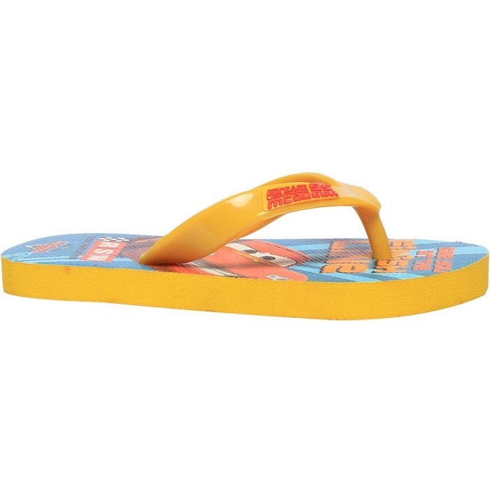 DISNEY YELLOW CHAPPALS FOR KIDS
