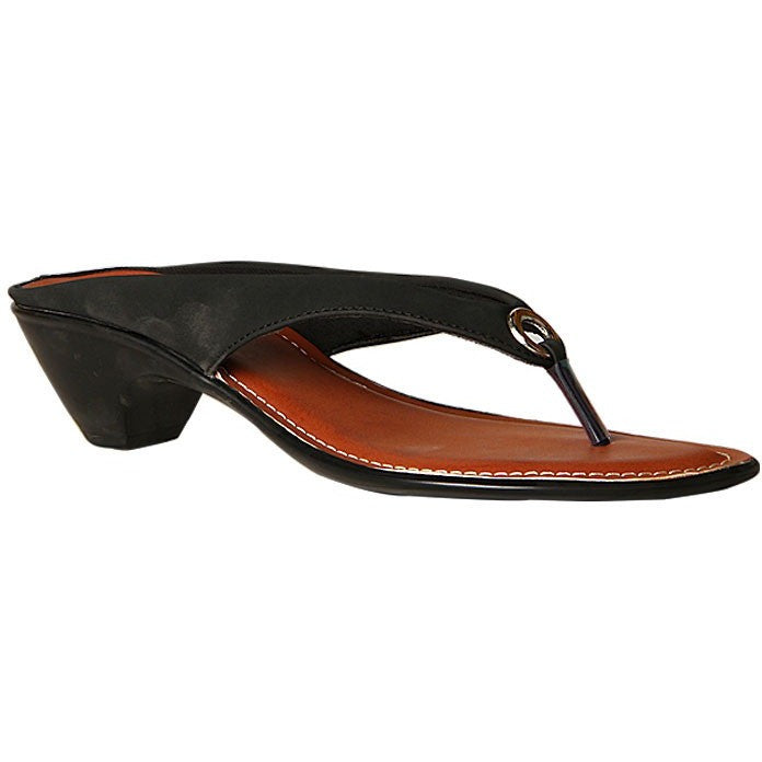 BATA BLACK CHAPPALS FOR WOMEN MODEL 3