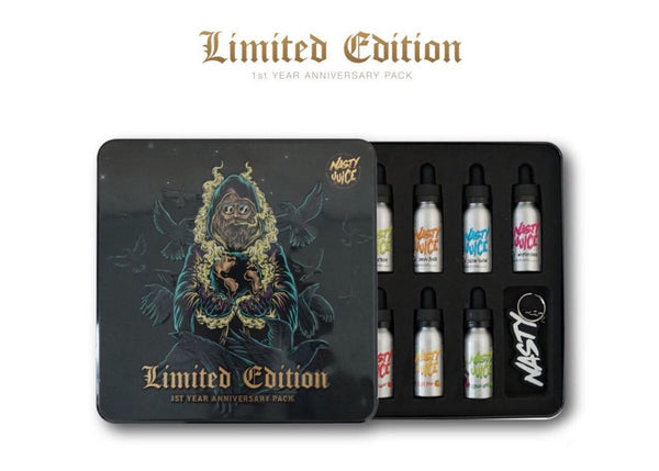 Nasty Limited Edition Mega Pack (3mg)