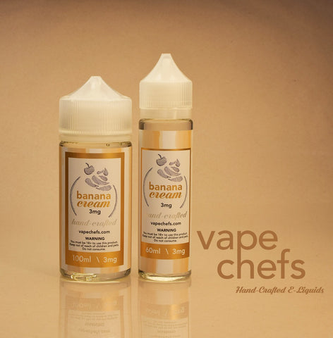 Vape Chefs - Banana Cream