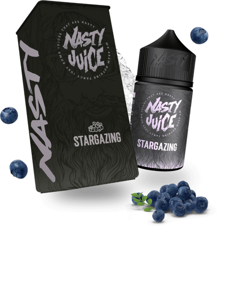 Nasty Berry – Stargazing