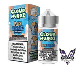 Cloud Nurdz - Peach Bluerazz