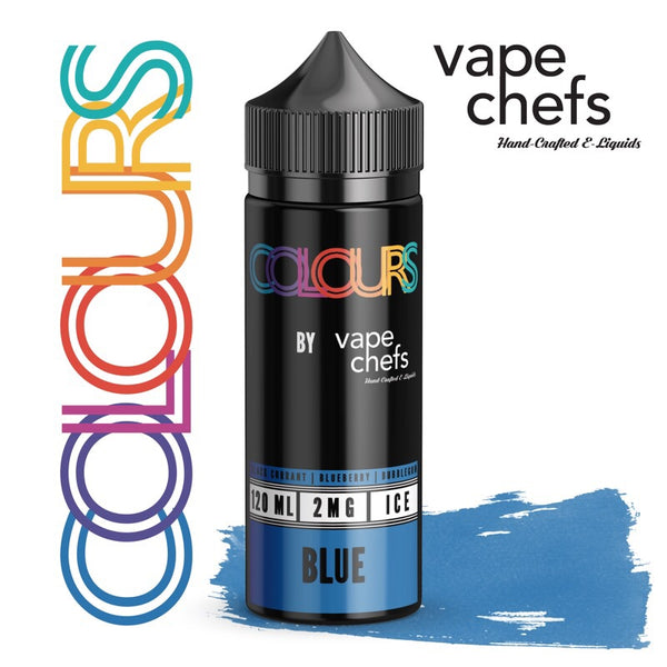 COLOURS by Vape Chefs - Blue