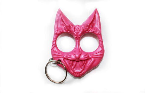Attack Cat Self-Defense Key Rings