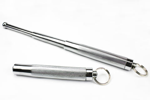 Expandable Baton Key Rings