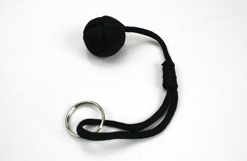 Monkey Fist Self-Defense Key Ring