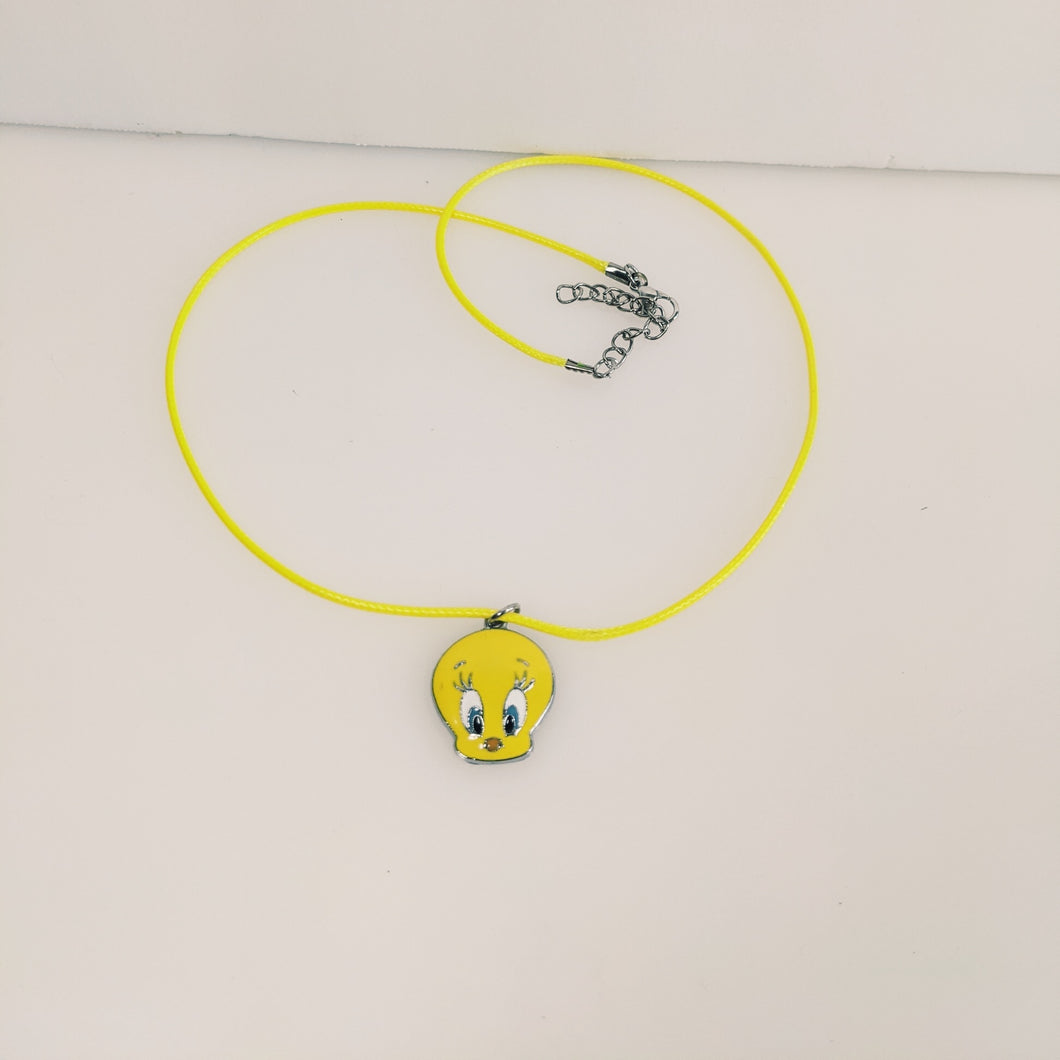 Tweety Bird Necklace