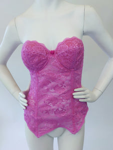 Fuschia Goddess Body Shaper