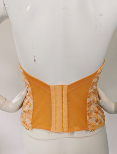 Clementine Hand Dyed Vintage Bustier