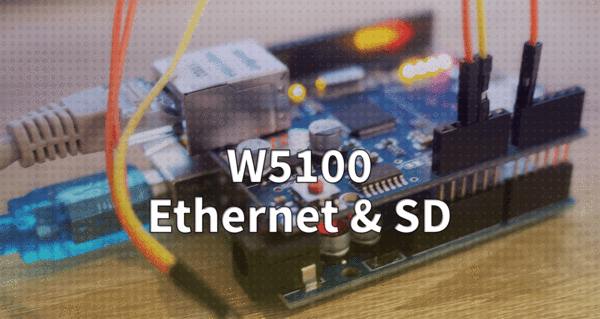 Ethernet-Shield als Fileserver