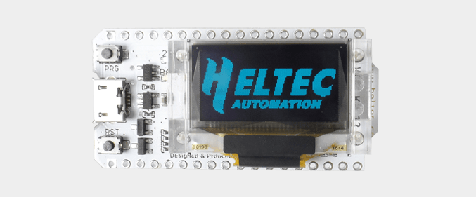 Install Heltec Boards via Board Manager