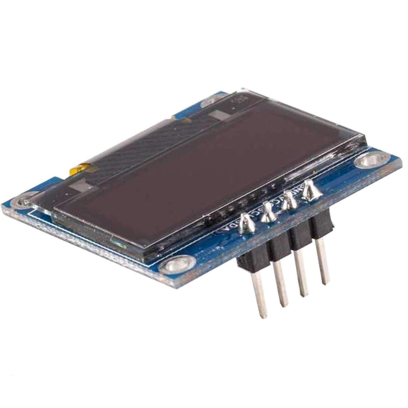 0,96 Zoll OLED I2C Display 128 x 64 Pixel für Arduino und Raspberry Pi Display AZ-Delivery