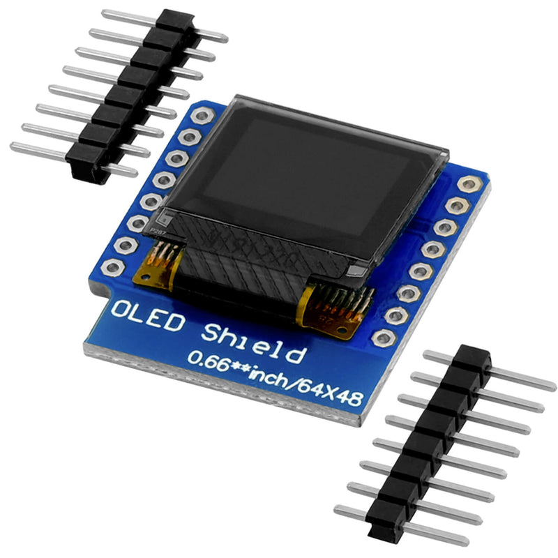 0,66 Oled Display Shield
